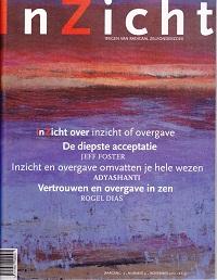Aanbieding abonnement tijdschrift inzicht inzichtboeken boeken over non dualiteit - Deur tijdschrift nieuws ...